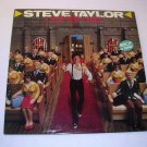 Steve Taylor I Want To Be A Clone Christian music record 1982 LP 33⅓ What Happened To Sin, Bad Rap