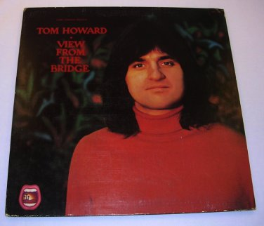Tom Howard View From The Bridge gospel Christian music record 1977 LP 33� Blessed Are The Children