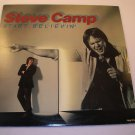 Steve Camp Start Believin gospel Christian music record 1980 LP 33⅓ Under His Love,Psalm 131,Bobby