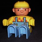 Bob The Builder Lego Duplo EUC Free Shipping