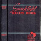 Searchlight Recipe Book Household Magazine 21st Ed HB/1947 Cookbook Capper Publication Vintage