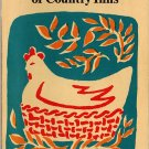 Treasured Recipes Of Country Inns~Berkshire Traveler Cookbook Shelf PB/1973 Norman T Simpson Vtg