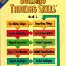 Building Thinking Skills Book 2 Lesson Plans & Teacher's Manual~Sandra Parks, Howard Black PB/1998
