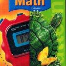 Houghton Mifflin Math Mathematics Indiana: Student Edition Level 4 Hardback 2005