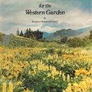 Perennials For The Western Garden~Margaret Klipstein Coates~Amateur Fieldbook Biennial/Bulb HB/1976