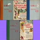 5)Good Housekeeping Best Book Of:Animal Stories/Adventure/Bedtime Stories/Nature Stories/Fairy Tale