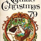 Have a Natural Christmas Paperback 1979 PB Nancy Bubel Rodale Press-Crafts/Recipes/Cookbook