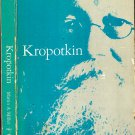 Kropotkin Bio Paperback By Martin A Miller 1976 Russian Populism Anarchist Theoretician Vintage