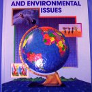 Atlas Of World And Environmental Issues Hardback 1989 by Nick Middleton Weekly Reader