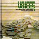 Voices In Literature,Language,And Composition-Jay Cline,Ken Williams,Dan Donlan HB/1974 Illustrated