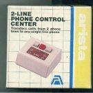 2-Line Phone Control Center Arista 24-1445