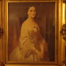 Elegant Lady ( Signed by Artist)