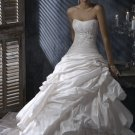 FW316 Hot Selling Sweetheart Taffeta Ball GownWedding Dress