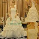 fashion box store's wedding dress