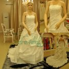special design bridal gown