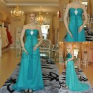 Sweetheart Court Train Chiffon Ladies' Formal Wear