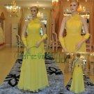 Princess Halter Chiffong Layies' Evening Dresses