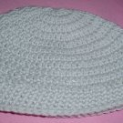 Mens Beanie Hat Light Grey