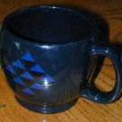*RARE* Strange Multi-Triangle logo mug~What's THIS?~NEW