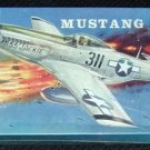 1960's Vintage Heller 1/72 Scale P-51D Mustang  NEW