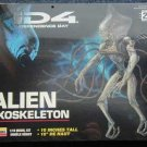Independence Day ID4 ALIEN Exoskeleton Model~Detail WOW