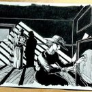 Steve Jackson Games Original ART #5 Gumshoe/Safe Crack