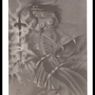 Woron Guinevere & Excalibur Signed & Numbered Fantasy