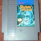 FESTER'S QUEST Adams Family NES game+FREE SIGNED CARD!