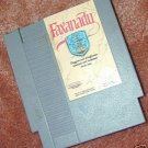 FAXANADU Like D&D NES game+FREE SIGNED Trading CARD!