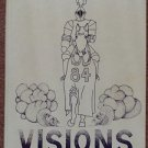 VISIONS 1984 Ellington High School Yearbook~NO WRITING!