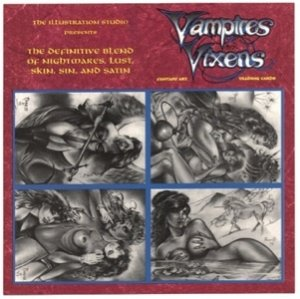 Paresi's VAMPIRES & VIXENS Additional SPECIALTY Cards~!