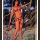 Autographed LORI #1 Swimsuit & Mermaids card Hot~Sexy~!