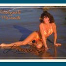 Autographed LORI #6 Swimsuit & Mermaids card Hot~Sexy~!