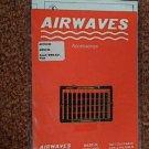 Airwaves 1/72 Scale. R.A.F. WWII Rocket Fins Detail Set