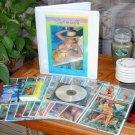 Bikinis & Mermaids Deluxe S/N Complete Binder w/CDROM