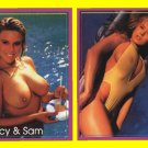 SAMANTHA FOX & TRACI LORDS cards 1992-U Dont Have These!