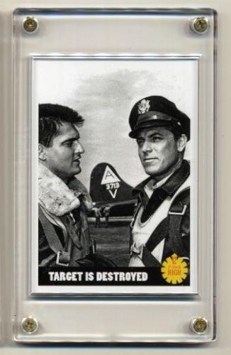 12 O'CLOCK HIGH 1964 TV Series Promo Series 1 TRADING CARDS #2 of 5! Beyond RARE