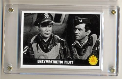 12 O'CLOCK HIGH 1964 TV Series Promo Series 1 TRADING CARDS #5 of 5! Beyond RARE