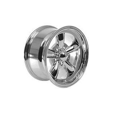 "Summit Racing Legend 5 Series Chrome Wheel 5""x8"" - 5X4-1/2"""