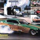 Vintage KOSTY IVANOF's BOSTON SHAKER Vega 1973 Racing Photo Page Spread +FREE Ad