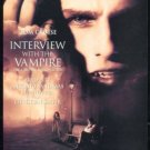 INTERVIEW with the VAMPIRE Original Trimmed Paper Movie Ad~ 1994 Tom Cruise