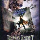 DEMON KNIGHT Original Trimmed Paper Advertisement 1995 Billy Zane, Jada Pinkett