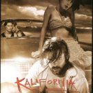 KALIFORNIA Original Trimmed Paper Advertisement 1993, Brad Pitt, Juliette Lewis