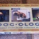 Sealed Dogology Dog Puzzle Dog Lovers~750 Pieces 3 Feet Wide