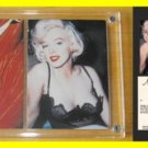Marilyn Monroe UNDISTRIBUTED Very Hard to Find 1990 Promo Cards~RARE-REALLY!!