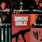 GARRISON'S GORILLAS TV Complete WWII Series+the Unaired Pilot~Ron Harper 15 DVDs