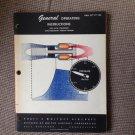 Pratt & Whitney DUAL AXIAL COMPRESSOR NonAFTERBURNING TURBOJET ENGINES Book 1957