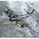 B-17 Flying Fort in Flight 12 O'clock High RARE 4x6 PHOTO in MINT CONDITION #3