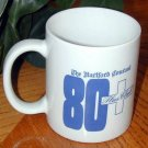 """80+ Club -The Hartford Courant- Happy Birthday"" MUG"