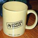 """""""COFFEE PAUSE"""" MUG"""